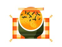 🇯🇵 Sea urchin pasta 🇮🇹