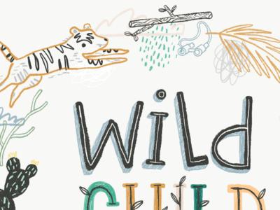 Wild Child Illustration