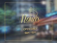 Nona's Hair Studio