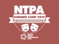 NTPA Summer Camp Shirt Design