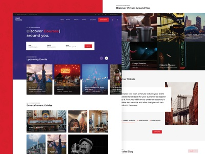 Events Booking Directory shop multivendor tickets directory events theme wordpress