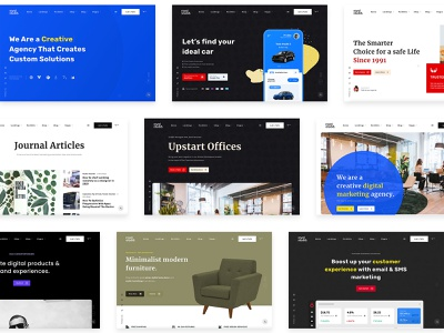 RoyalStudio – Agency & Marketing Theme. studio