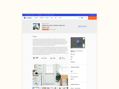 casaRoyal property page version 2