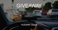 Giveaway for HUDWAY Glass