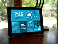 Morning for iPad - Now Available