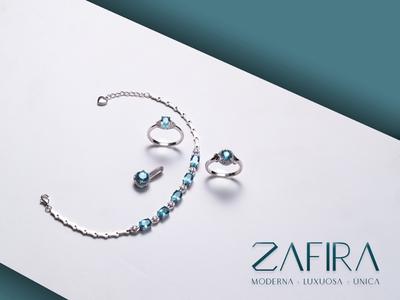 Zafira - Concept Brand Identity