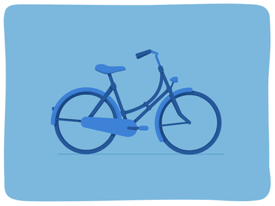 Vector Bike cyclist ride peddling wheels bicycle illustrator art vector bike