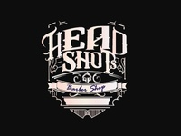 Head Shot's (Logo design)