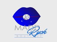 Madd Rych (Logo Design)