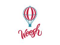 Woosh - Daily Logo #2