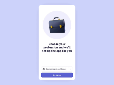 Repito App. Onboarding Tutorial adobe xd illustration 3d gradient inspiration onboarding tutorial interaction motion animation ux ui app interface clean app design mobile