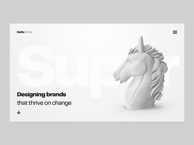 Showreel 2020 web design minimalism web ios illustration gif animation app design ux ui
