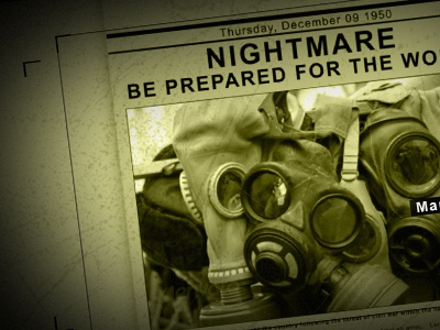 Microfilm Titles Opener after effects template videohive microfilm microfiche slides newspaper news micro film images