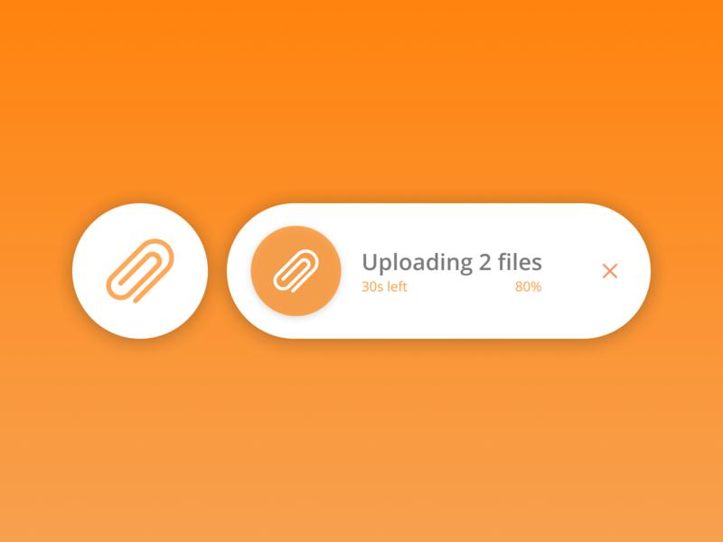 File Upload - Daily UI Challenge #031 dailyui031 file upload file upload ui ux design uxdesign dailyui ui