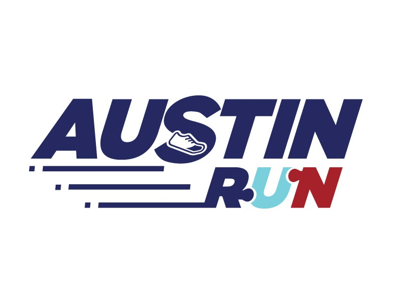 30 Day Logo Challenge Austin Run By Joe Fernandes On Dribbble