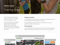 Portfolio Project Detail Page