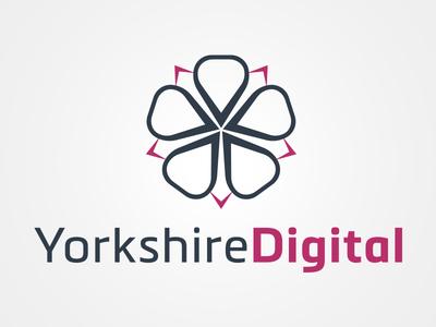 Yorkshire Digital Logo Design