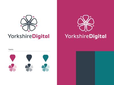 Yorkshire Digital Colour Palette
