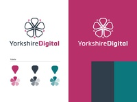 Yorkshire Digital Colour Palette
