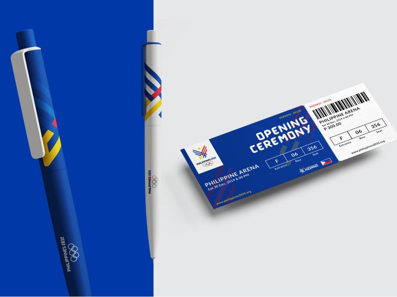 Philippines Olympics 2032 Mockup. design brand olympic games branding graphicdesign logodesign logo mockup design logos brandlogo logobranding olympics olympic