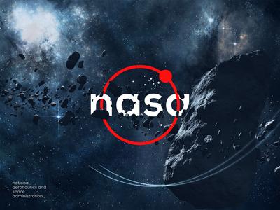 NASA Redesign Logo Concept