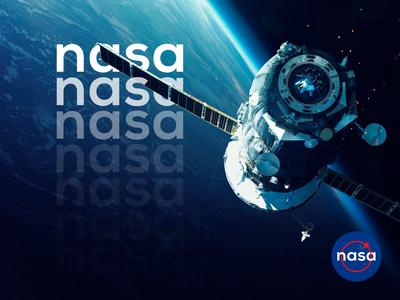 NASA Logo Redesign Concept