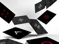 HABI Playing Cards Mockup Design