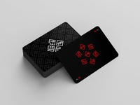Playing Cards Habi Mockup