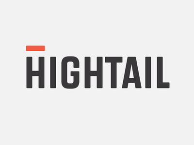Hightail wordmark
