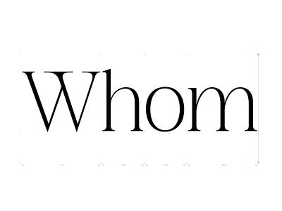 Irvine typography
