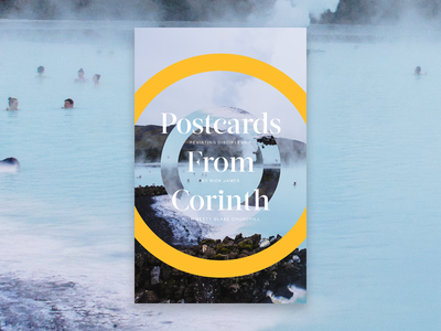 Postcards From Corinth book cover
