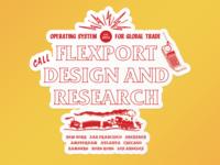 Flexport Design & Research
