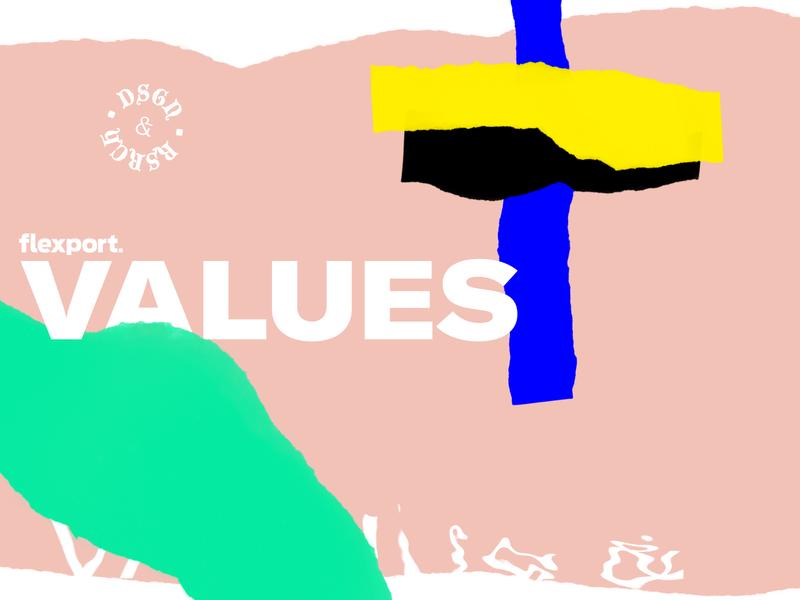 Flexport Design Team Values culture values