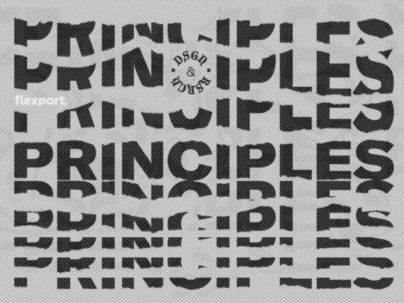 Flexport Design Team Principles culture principles