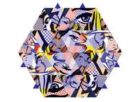 Geometric Pattern #4 BE Bold
