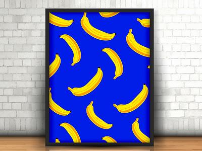 bananaa vector branding logo banana design banana simple illustration design