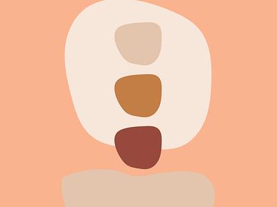 abstract illustration art coffee instagram behance türkiye illustraion art