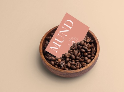 COFFEE MUNG ROASTİNG  BUSINESS CARD