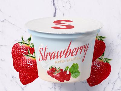 Strawberry & And Muesli