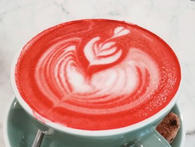 Red Velvet Coffee