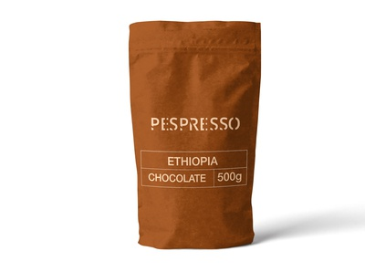 Pespresso Coffee Packing