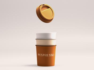 Pespresso Cup