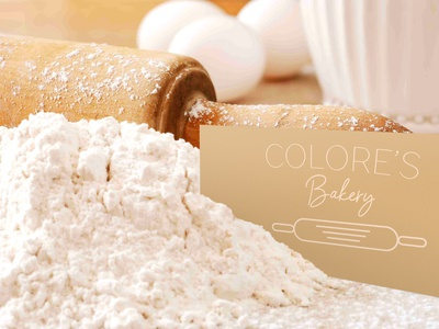 COLORE'S Business coffee cookie bakery