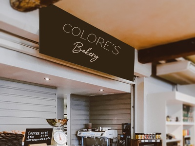 COLORE'S Bakery Shop cookie bakery istanbul coffee