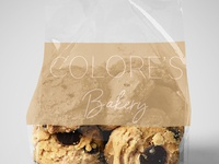 COLOR'S Bakery Cookie