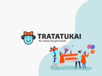 TRATATUKAI - LOGO & IDENTITY DESIGN