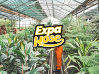 EXPA HOSE LOGO DESIGN FOR PACKAGE DESIGN