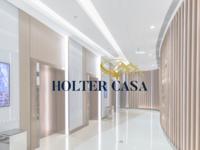 HOLTER CASA LOGO & IDENTITY DESIGN