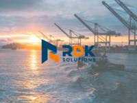RDK SOLUTIONS LOGO DESIGN