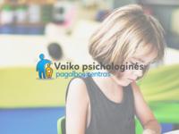 VAIKO PSICHOLOGINĖS PAGALBOS CENTRAS LOGO DESIGN